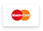 Pago con tarjeta Mastercard